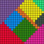 Alpha pattern #60167