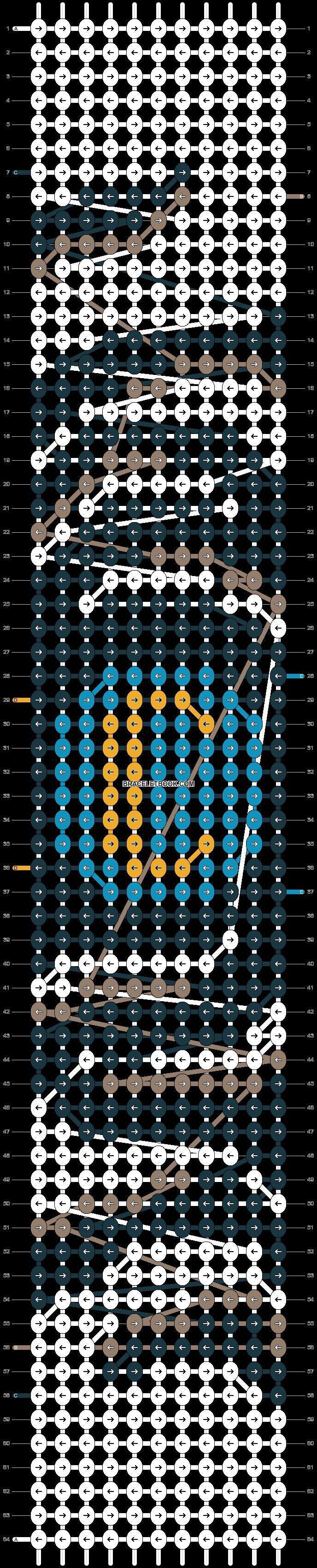 Alpha pattern #60172 pattern