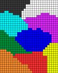 Alpha pattern #60176