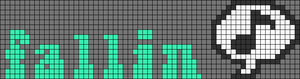 Alpha pattern #60180