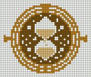 Alpha pattern #60190