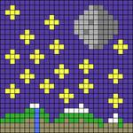 Alpha pattern #60201