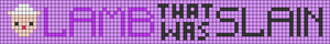 Alpha pattern #60212