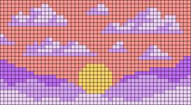 Alpha pattern #60214