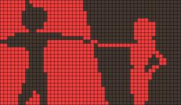 Alpha pattern #60228