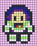 Alpha pattern #60230