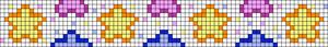 Alpha pattern #60234
