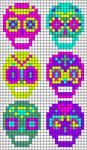 Alpha pattern #60243