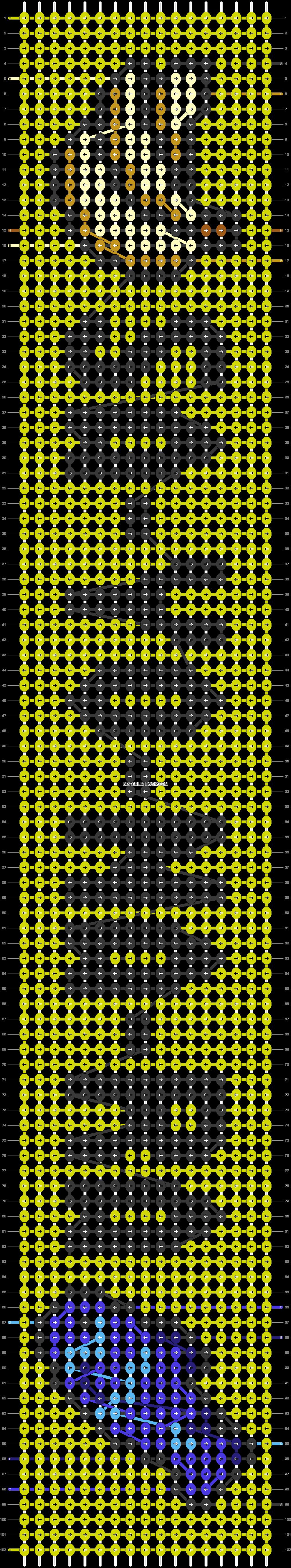 Alpha pattern #60244 pattern