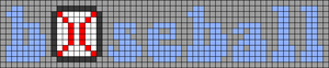 Alpha pattern #60249
