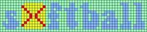 Alpha pattern #60250