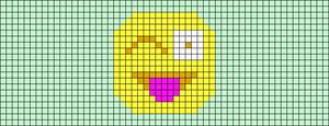 Alpha pattern #60251