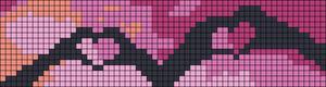 Alpha pattern #60255