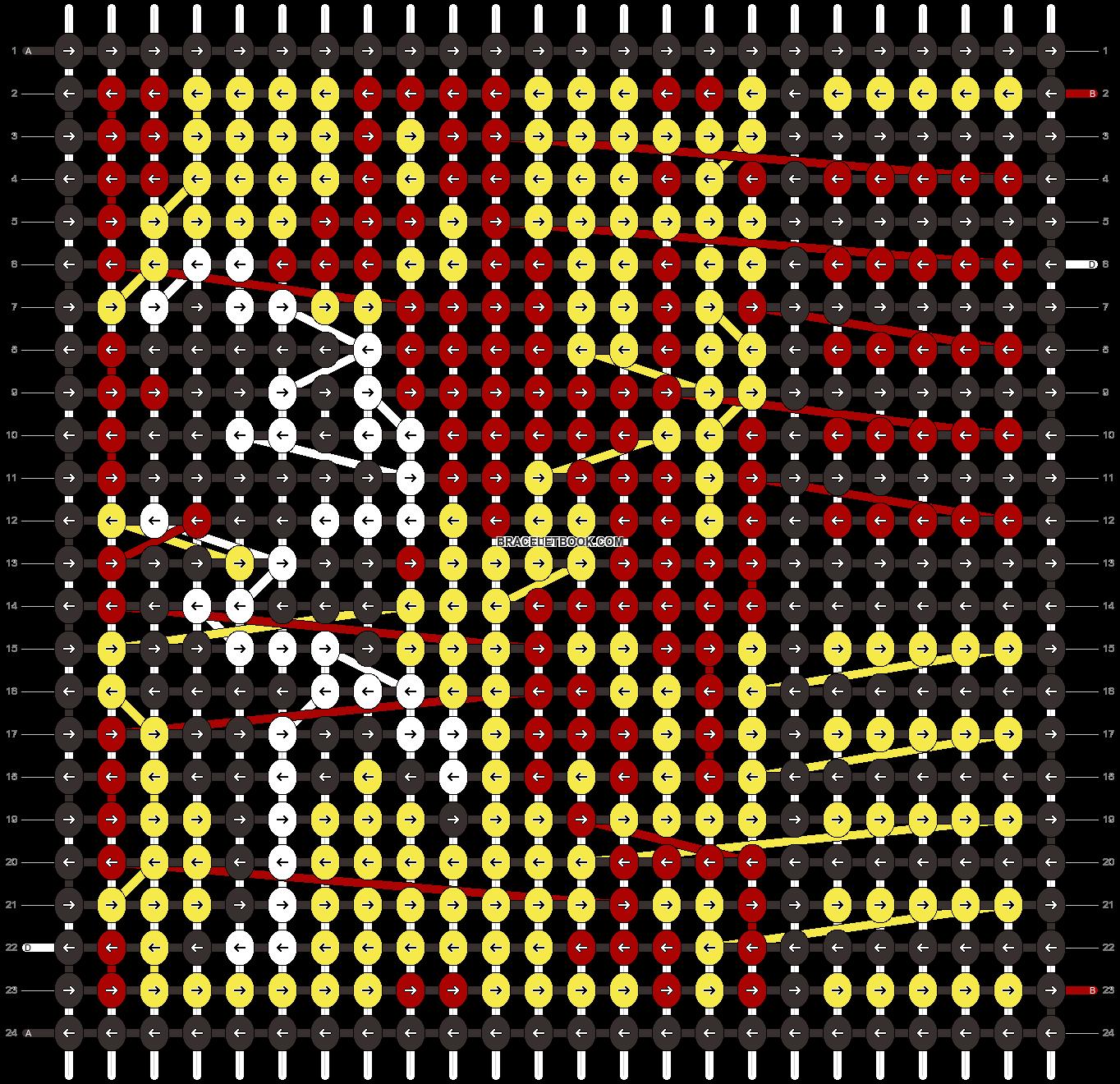 Alpha pattern #60257 pattern