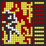 Alpha pattern #60257