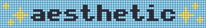 Alpha pattern #60272