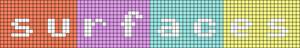 Alpha pattern #60273