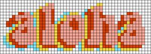 Alpha pattern #60276