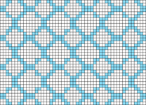 Alpha pattern #60284