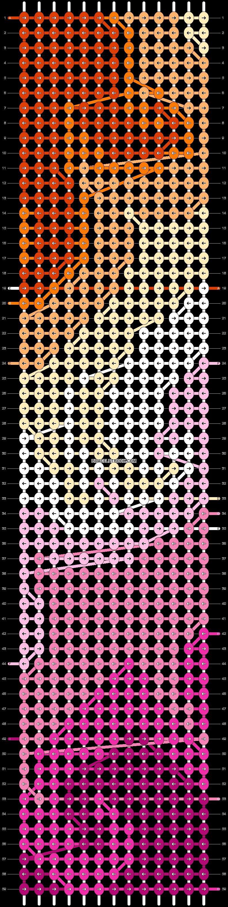 Alpha pattern #60287 pattern