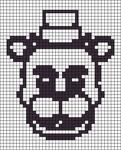 Alpha pattern #60301