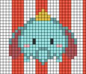 Alpha pattern #60307