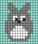 Alpha pattern #60310