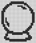 Alpha pattern #60317