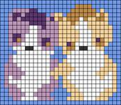 Alpha pattern #60320