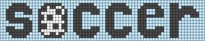 Alpha pattern #60321