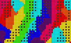 Alpha pattern #60329