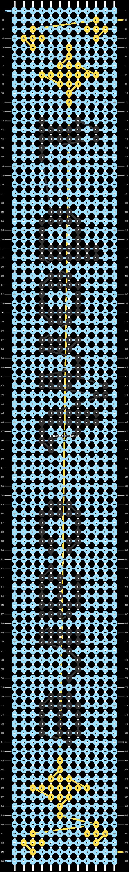 Alpha pattern #60331 pattern