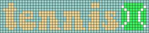 Alpha pattern #60340