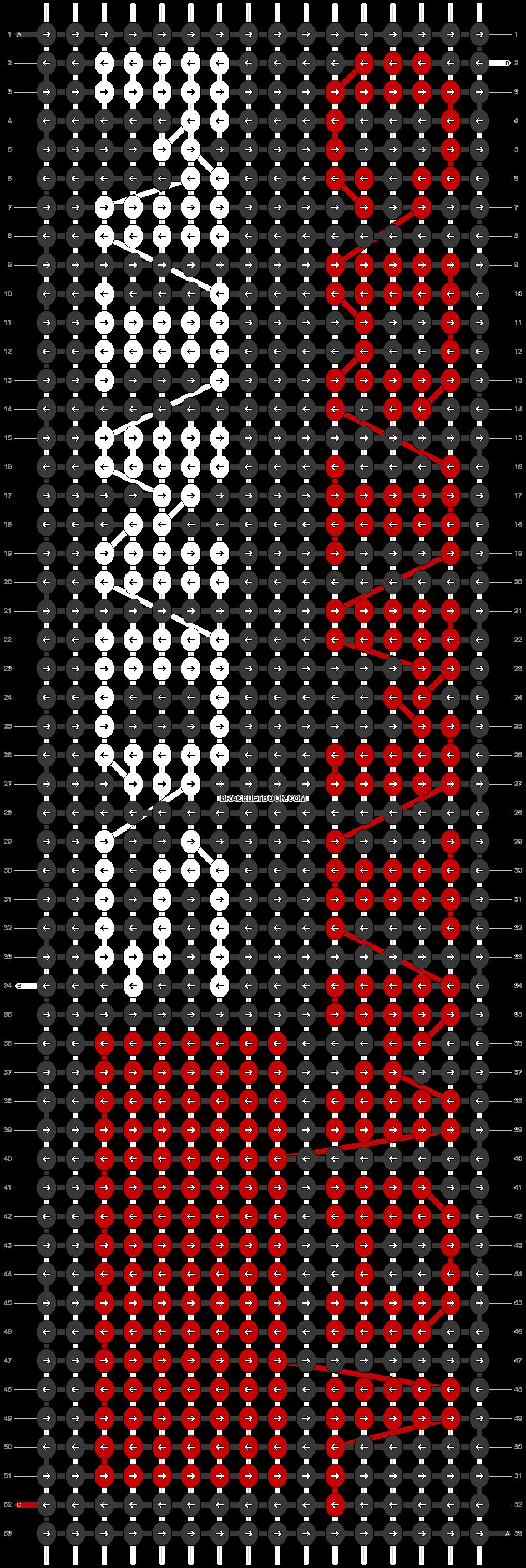Alpha pattern #60341 pattern