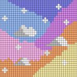 Alpha pattern #60346