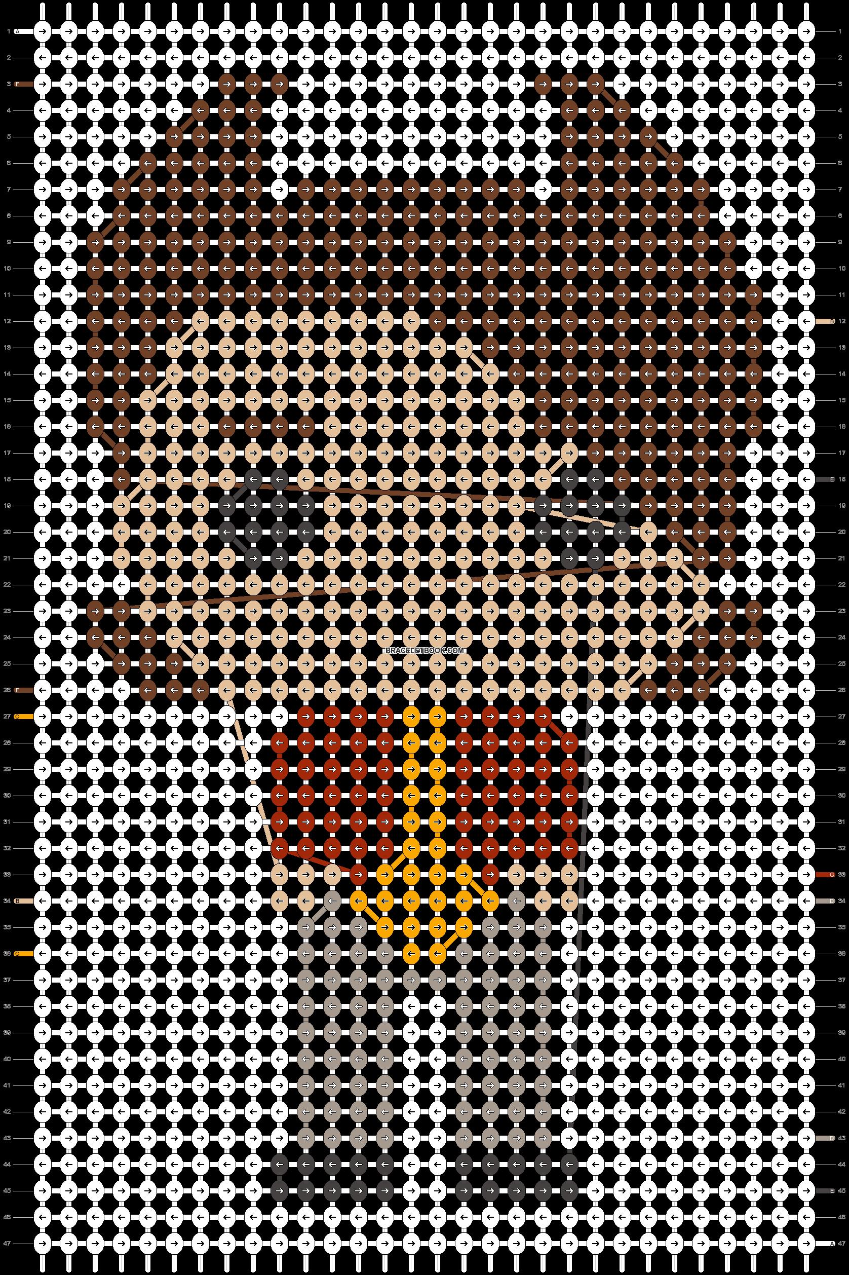Alpha pattern #60348 pattern