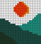 Alpha pattern #60371