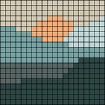 Alpha pattern #60372