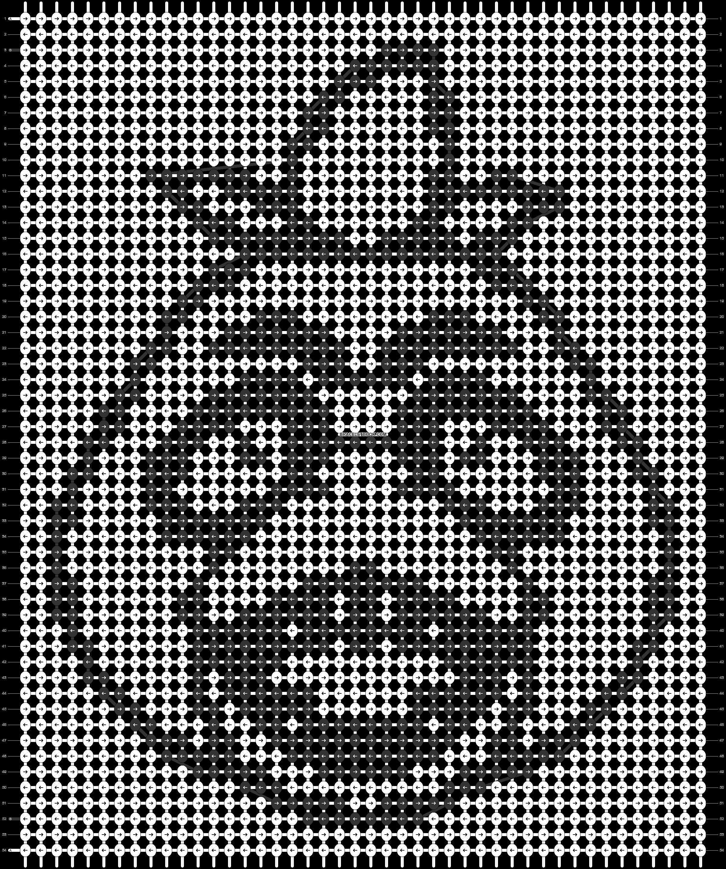 Alpha pattern #60377 pattern