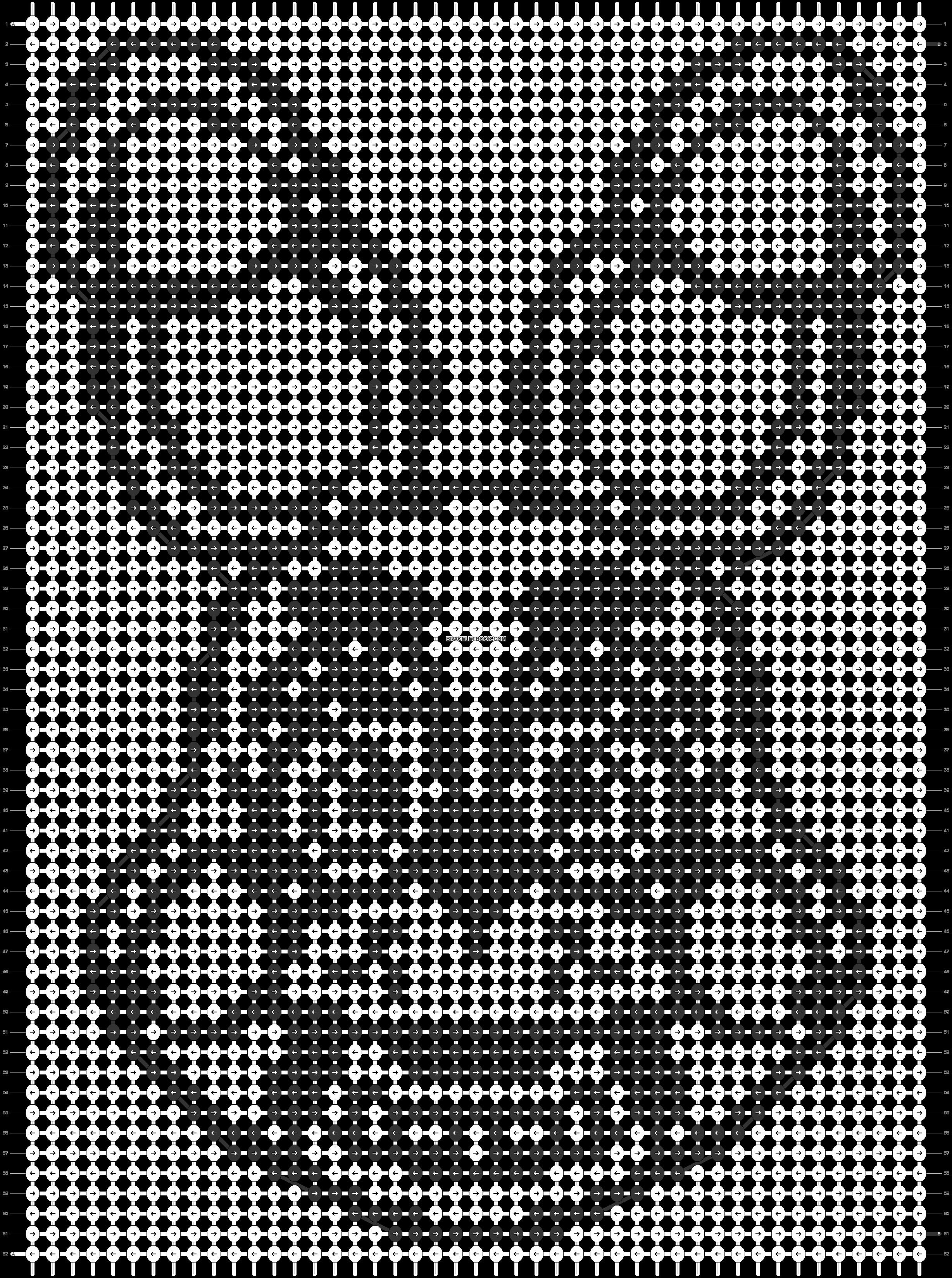 Alpha pattern #60378 pattern