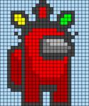 Alpha pattern #60380