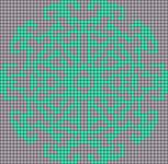 Alpha pattern #60414