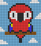 Alpha pattern #60422
