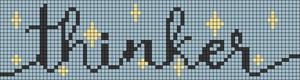 Alpha pattern #60432