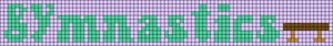 Alpha pattern #60453