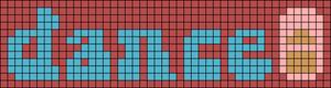 Alpha pattern #60462