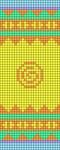 Alpha pattern #60471