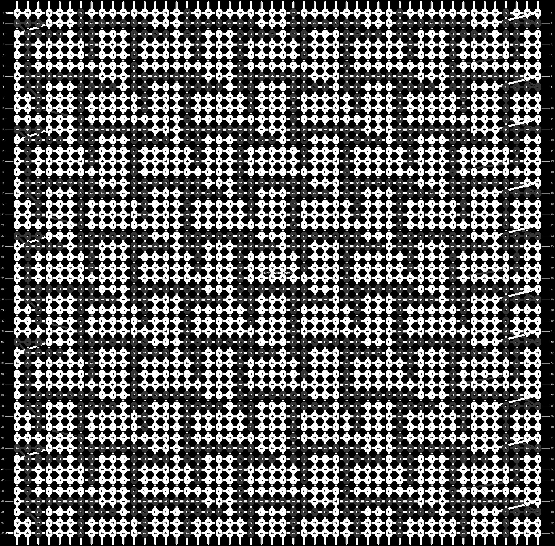 Alpha pattern #60475 pattern