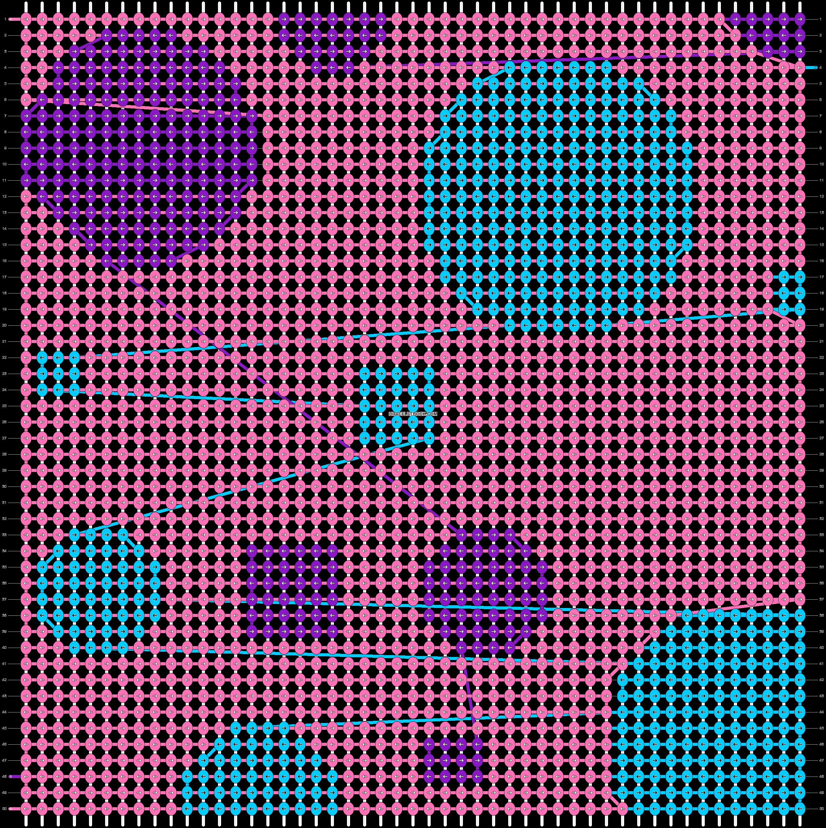 Alpha pattern #60479 pattern