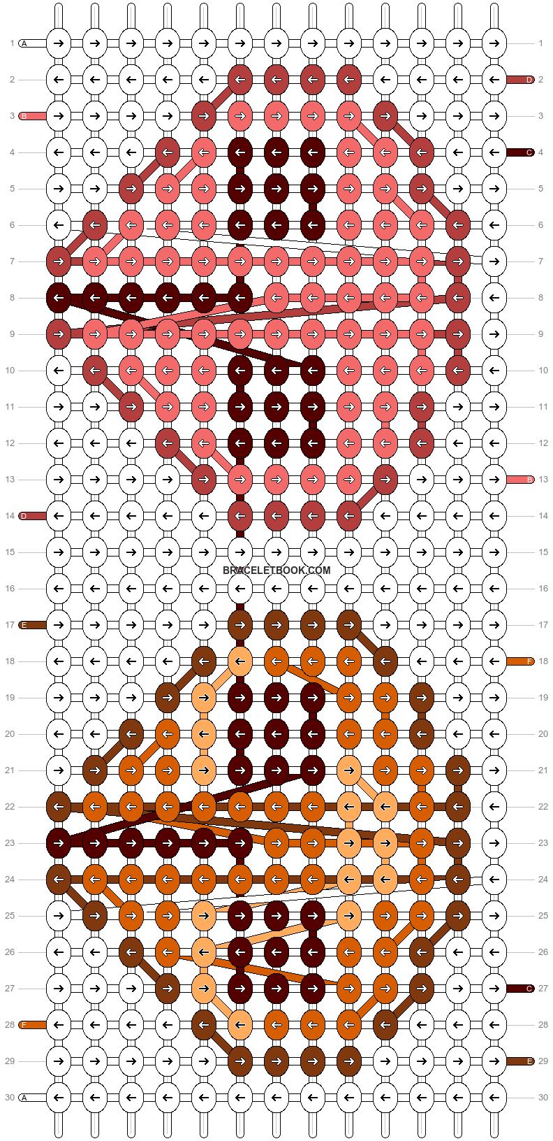 Alpha pattern #60486 pattern